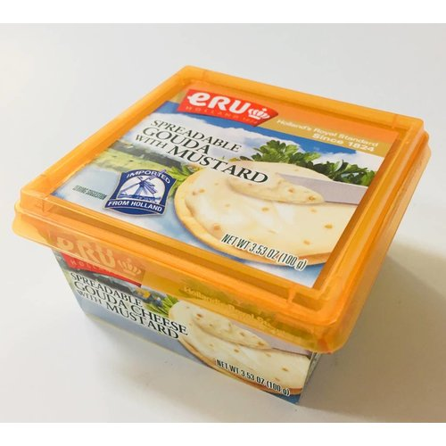 Eru Eru Holland Cheese Spread with Mustard