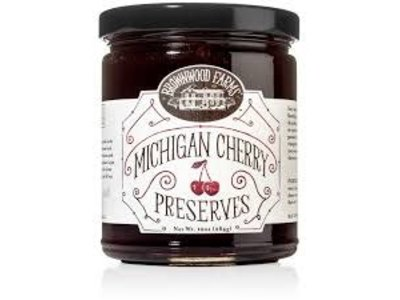 Brownwood Farm Brownwood Cherry  Preserve 10 oz jar