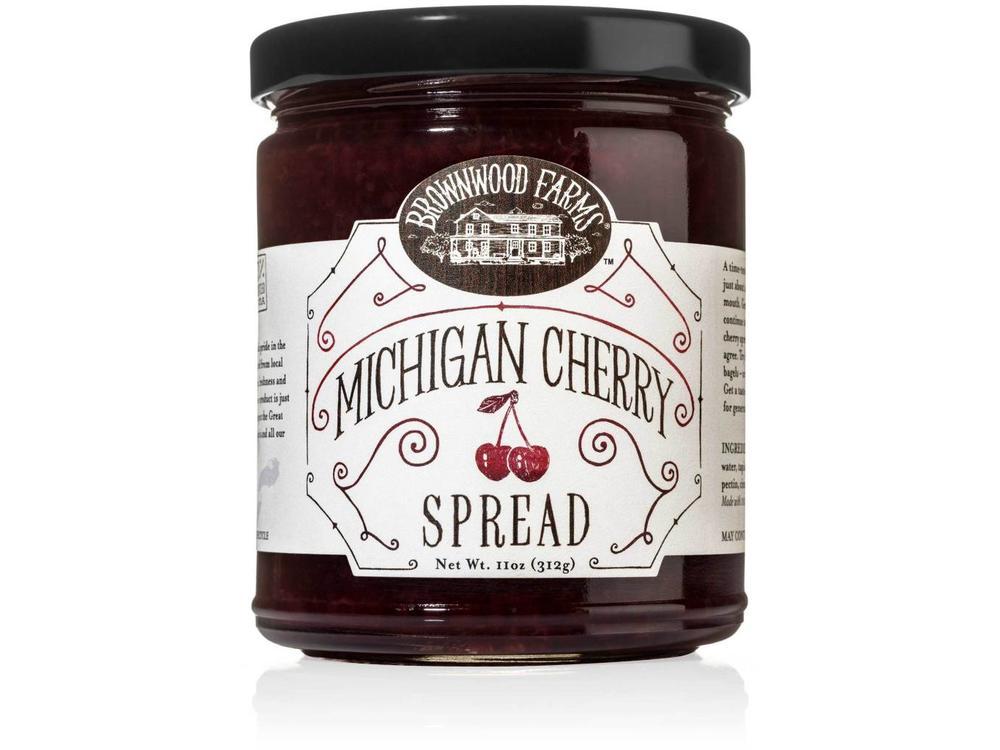 Brownwood Farm Brownwood Cherry Spread (butter) 10 oz jar