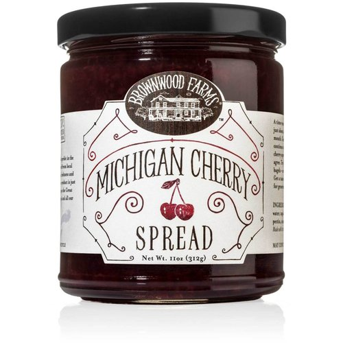 Brownwood Farm Brownwood Cherry Spread (butter) 10 oz jar