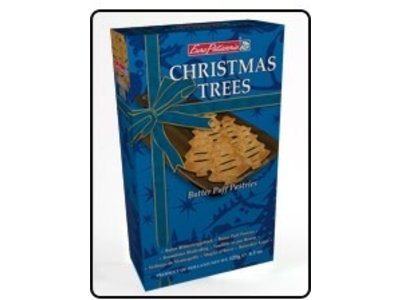 Euro Patisserie Euro Patisserie Christmas Tree Cookies 4.4 Oz