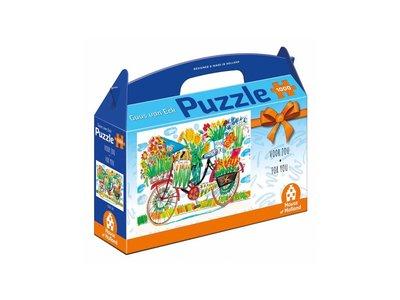 Games Puzzle Guus van Eck Voor Jou 1000 pieces