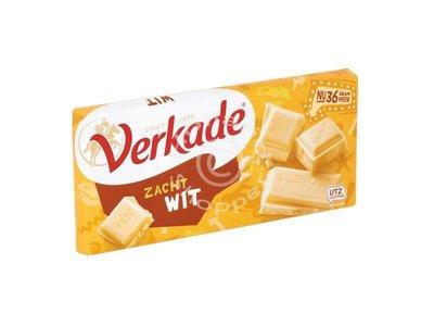 Verkade Verkade White Chocolate Bar 3.9 Oz