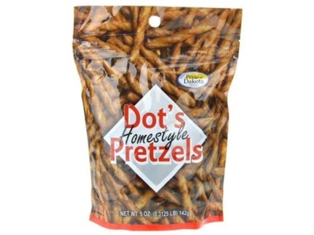 Dots Dot's Pretzels 5 oz bag