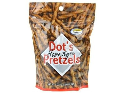 Dots Dot's Pretzels 5 oz bag