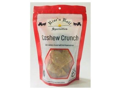 Rise N Roll Rise n Roll Cashew Crunch 8 oz Bag