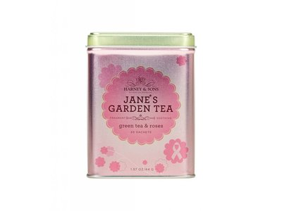 Harney & Son Harney & Sons Jane's Garden Tea 20 Ct Tin