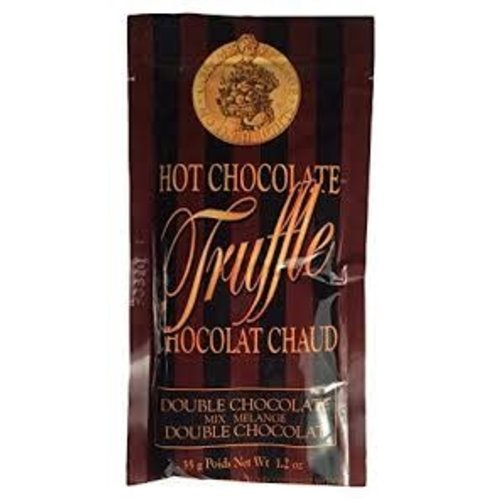 Gourmet du Village Double Truffle Cocoa Packet 1.2 oz