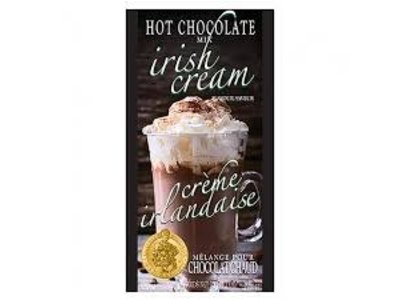 Gourmet du Village Dessert Irish Cream Cocoa Packet