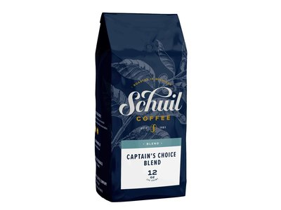 Schuil Schuil Captains Choice Dark Roast 10 oz Coffee