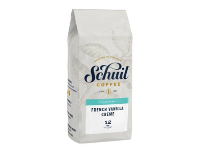 Schuil Schuil French Vanilla Creme Dark Roast Coffee12oz