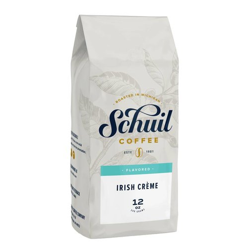 Schuil Schuil Irish Creme Flavored Coffee 12oz