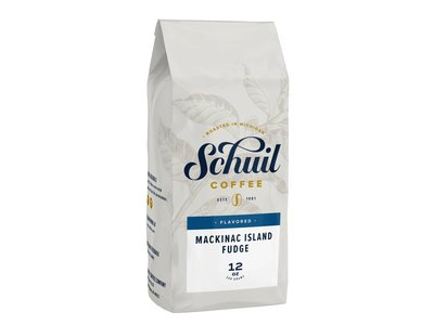 Schuil Schuil Mackinac Island Fudge Flavor Coffee 12oz