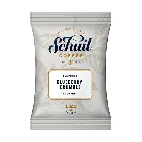 Schuil Schuil Coffee Blueberry Crumble 1.25 Oz Packet