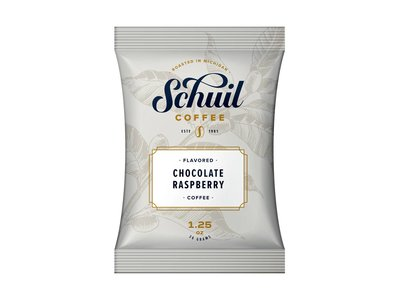 Schuil Schuil Coffee Chocolate Raspberry 1.25 Oz Packet