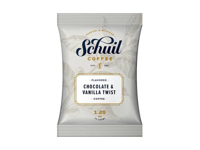 Schuil Schuil Coffee Chocolate Vanilla Twist 1.25 Oz Packet