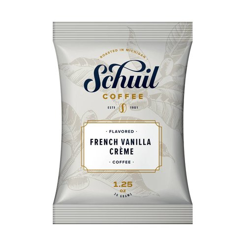 Schuil Schuil Coffee French Vanilla Creme 1.25 Oz Packet