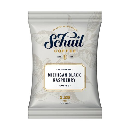 Schuil Schuil Coffee Michigan Black Raspberry 1.25 Oz Packet