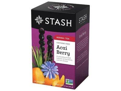 Stash Stash Acai Berry tea bags 18 ct