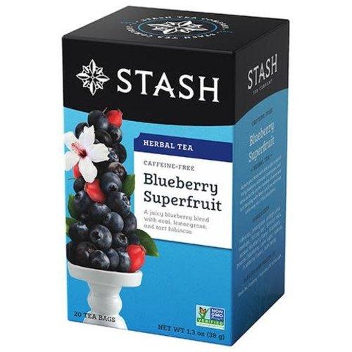Stash Stash Blueberry Superfruite Tea