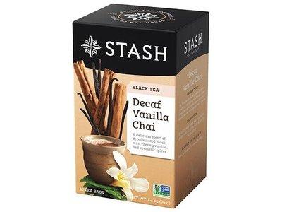 Stash Stash Decaf Vanilla Chai 18 ct Box