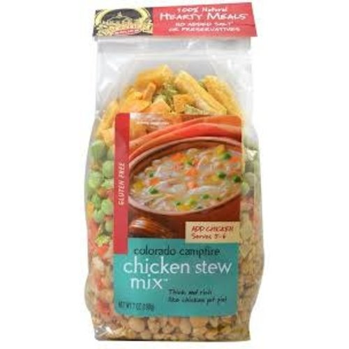 Frontier Soups Frontier Colorado Campfire Chicken Stew Mix