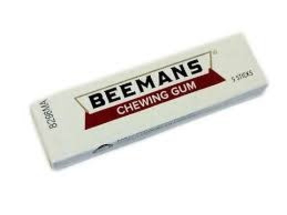 Beemans Beemans Gum 5 Stick Pack