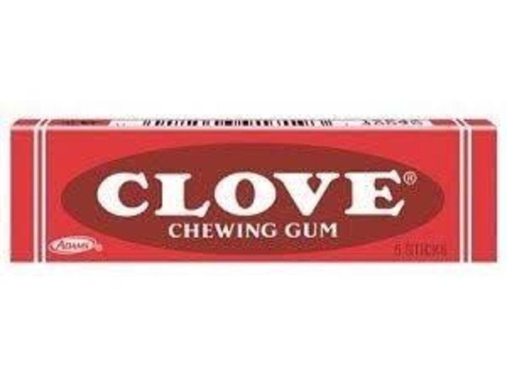 Beemans Clove Gum 5 Stick Pack