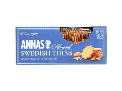 Annas Annas Almond Thins Thins 5.25 Oz
