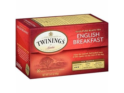 Twinings Twinings English Breakfast Tea 20Ct