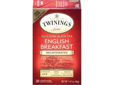 Twinings Twinings Decaf Eng Breakfast Tea 20 ct