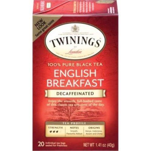 Twinings Twinings Decaf Eng Breakfast Tea 20 ct