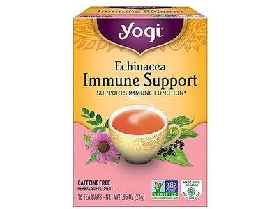 Yogi Yogi Teas Organic Echinacea Immune