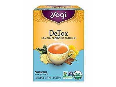 Yogi Yogi Teas Organic DeTox Tea