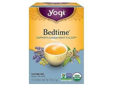 Yogi Yogi Teas Organic Bedtime