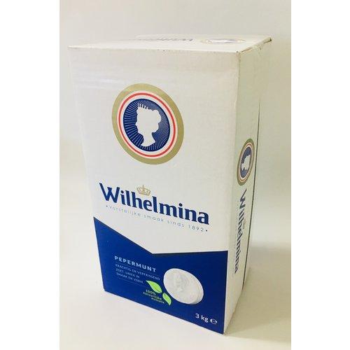 Wilhelmina Wilhelmina Peppermint Bulk 6.6 lbs