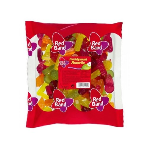 Red Band Red Band Winegums Assorted 2.2 Lb Bag