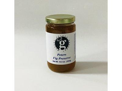 Peters Gourmet Foods Peters Fig Preserves 10.5 oz