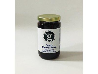 Peters Gourmet Foods Peters Cherry Berry Preserve 10.5 oz