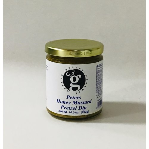 Peters Gourmet Foods Peters Honey Mustard Pretzel Dip 10 oz