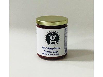Peters Raspberry Pretzel Dip 10 oz
