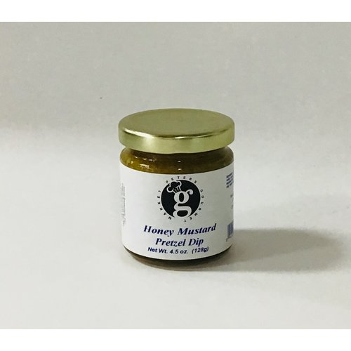 Peters Gourmet Foods Peters Honey Mustard Pretzel Dip 4.5 oz