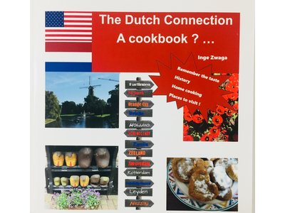 Ingram Books Dutch Connection Cookbook & More