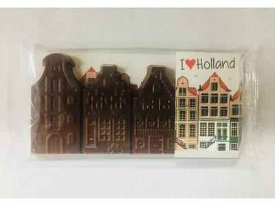 Dutch House Milk Chocolate Bar 3.5 oz