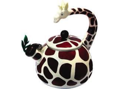 Supreme Giraffe Whistling Tea Kettle
