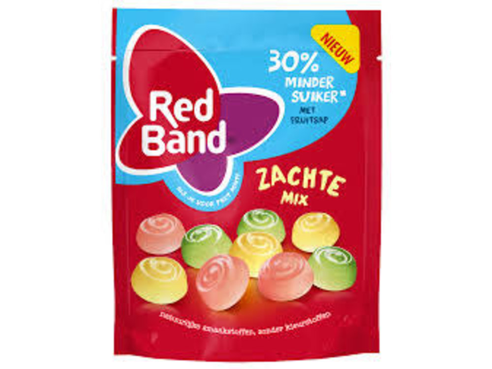 Red Band Red Band Soft Fruit Mix 7.4 Oz dated Aug 2019