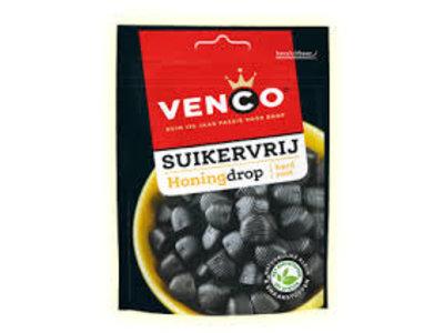 Venco Venco Sugar Free Honey Licorice 3.5 Oz Bag DATED