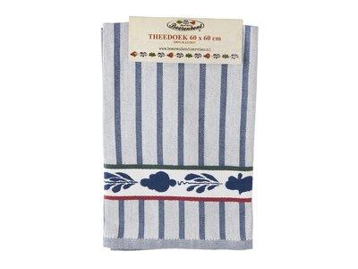 Boerenbont Tea Towels Blue