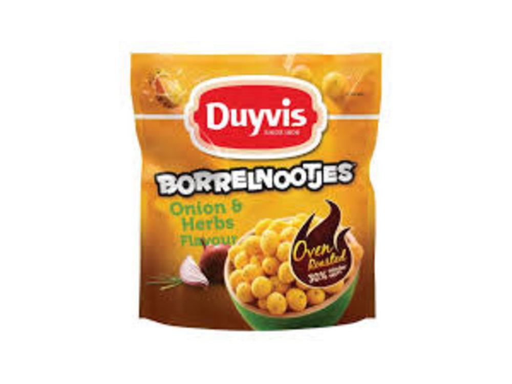 Duyvis Duyvis Borrelnootjes Onion & Herb 10.5 oz Bag