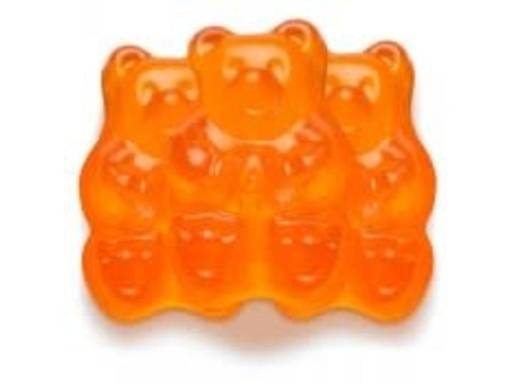 Albanese Albanese Orange Gummi Bears 5 lb bag